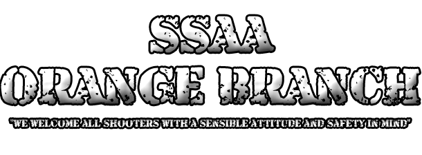 SSAA ORANGE BRANCH